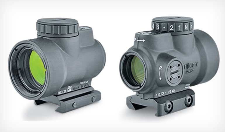 Trijicon MRO Green Dot Sight
