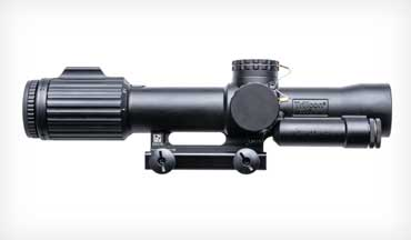The new Trijicon VCOG 1-8x28mm scope retains many of the features that made the first VCOG such a success.