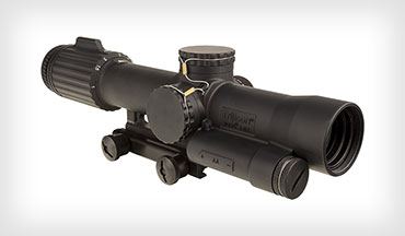 Trijicon, Inc. has announced the selection of the Trijicon VCOG (Variable Combat Optical Gunsight) 1-8x28 riflescope as the U.S. Marine Corps' Squad Common Optic (SCO).