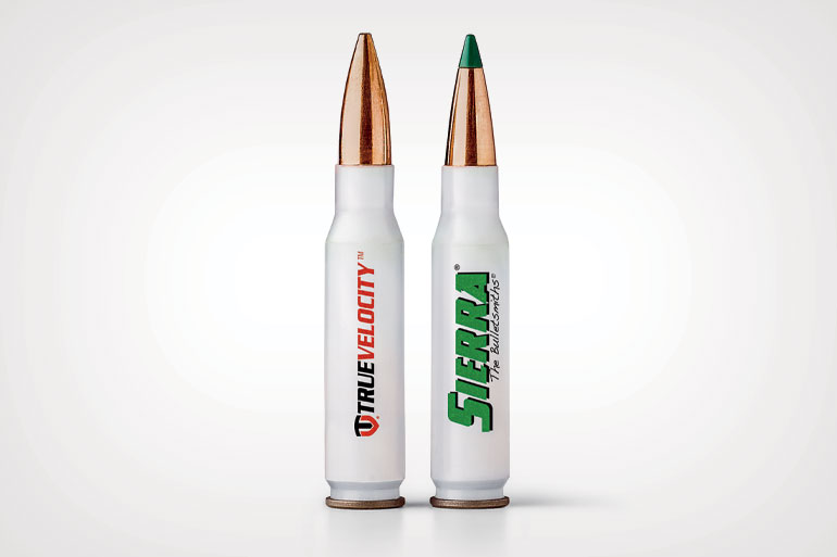 True Velocity, Sierra Bullets Team Up to Produce Ammo