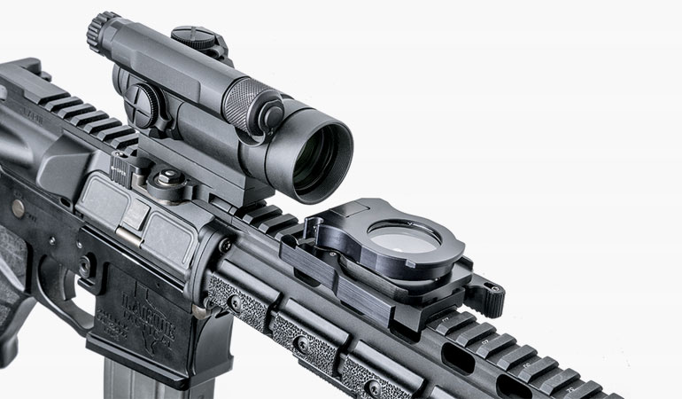 The Axeon Second Zero is a precision optical device that gives any rifle shooter an instant additional zero distance whether in a hunting or tactical application.