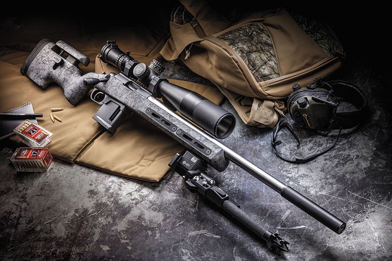 Vudoo V-22M Rimfire Rifle Review