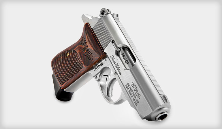 Walther First Edition PPK/S Pistols Announced