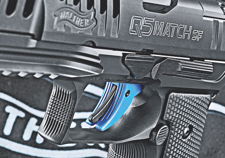 Walther Q5 Match SF Pro 9mm Review