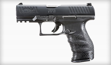 Walther's new program, Shoot It. Love It. Buy It., shows how confident they are in their flagship model, the PPQ series of handguns.