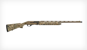 Stoeger's M3500 Waterfowler shotgun has received upgrades to its performance and aesthetic features.