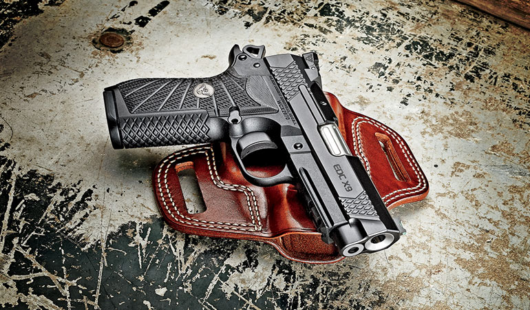 If you're in the market for a reliable, concealable, defensive sidearm, you won''t find a better pistol than this.