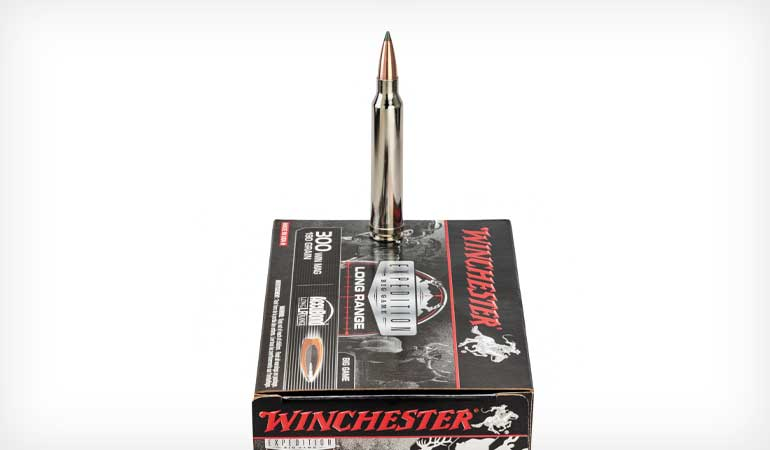 Review: Winchester Expedition Big Game LR Cartridge