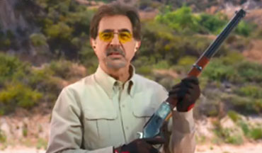 Joe Mantegna talks about the origins of the Winchester '73.