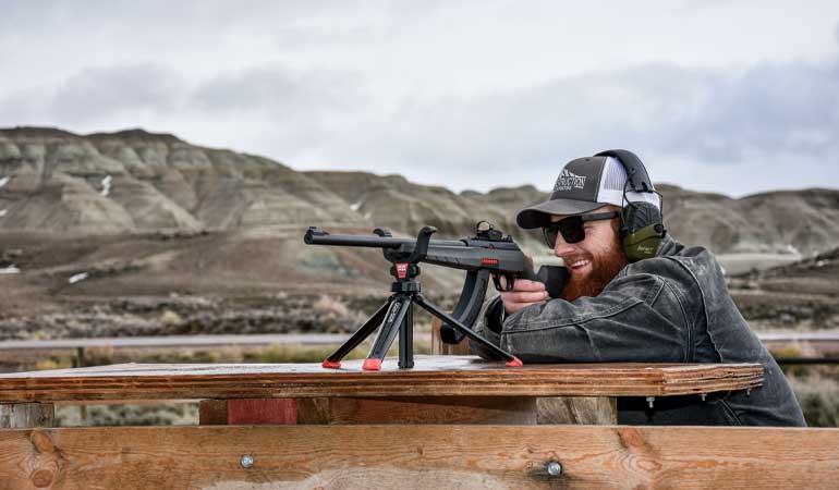Winchester-Wildcat-22-Review-Range