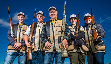 On Oct. 12, 2019, team CZ USA set a new Guinness World Record by breaking 14,167 clays in 12 hours.