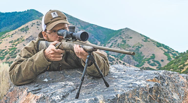 Review: Browning X-Bolt Hell's Canyon Speed Long Range McMil