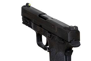 XS Sights is now offering its DXT2 Big Dot Night Sights for the Smith & Wesson M&P9 Shield EZ and the HK P7 M8, P7 M13 and P7 PSP pistols.
