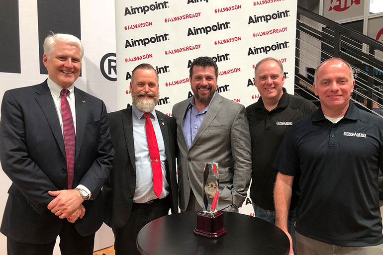 Aimpoint Acro P-1 Guns & Ammo 2019 Optic of the Year