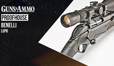 It is unlike any other rifle on the market because it offers features no one else does; those looking for a rifle that fits like a custom-made firearm should look no further than the Benelli Lupo.