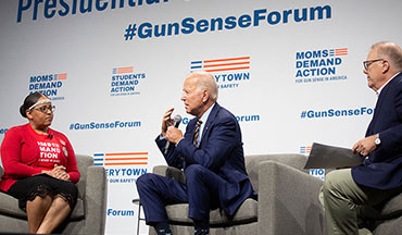 "Biden is more than simply an anti-gun candidate, though, he also has what might be described as a loose relationship with the truth. Whether due to what some has described as ""senility"" or a consistent lack of attention to detail, Biden is one of the most gaffe-prone politicians in recent memory."