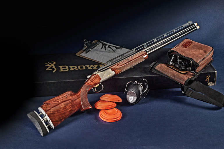 Browning Citori 725 Trap Max Shotgun Review