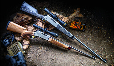 Browning's Groundbreaking BLR continues to blend lever-gun handling with contemporary versatility and style.