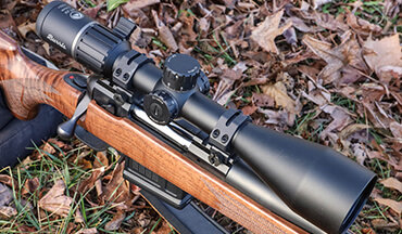 Burris's affordable, feature-rich RT-25 proves you don't have to break the bank to own a superb long range optic.
