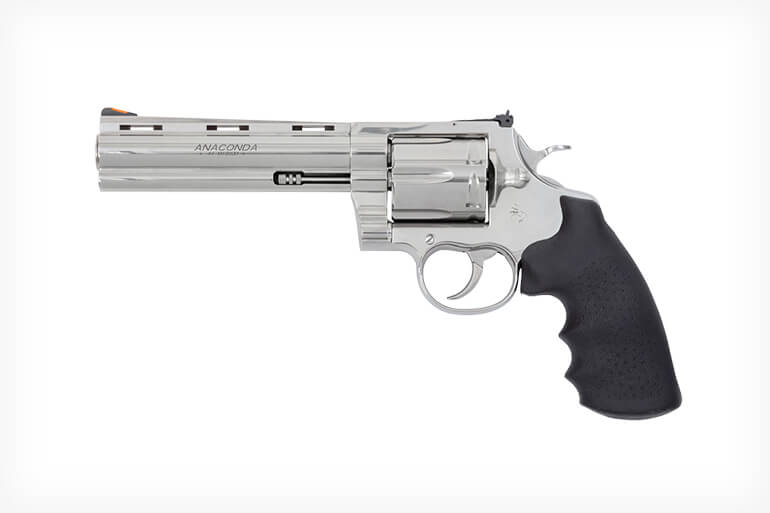 The Colt Anaconda Revolver Is Back!