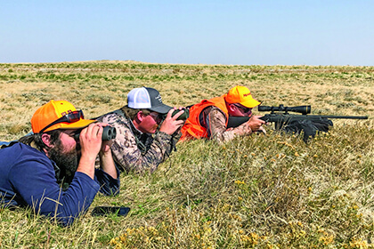 Long-range hunting is controversial. Few subjects elicit such a passionate response from readers.