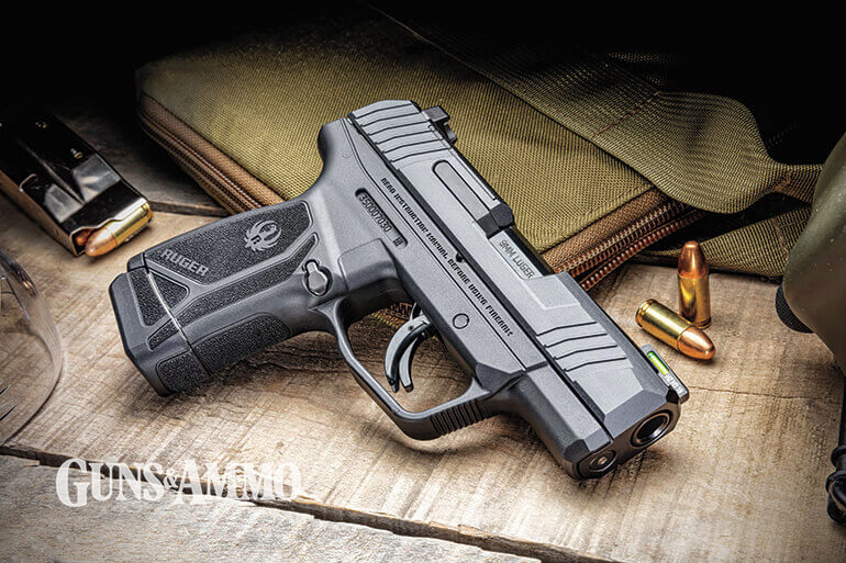Ruger Max-9 Optic-Ready 9mm Sub-Compact Pistol: Tested & Full Review