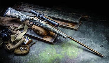Franchi, the well-known maker of fine and affordable shotguns, unveiled an updated bolt gun in its Momentum Elite.