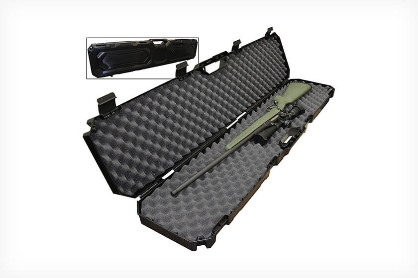 MTM Case-Gard Single Scope Rifle Case