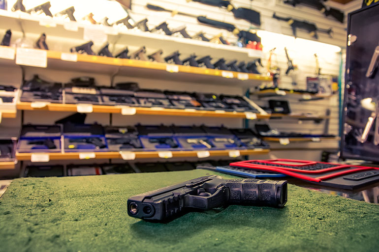 Firearms and Ammo Sales Surge Amid Coronavirus Fears
