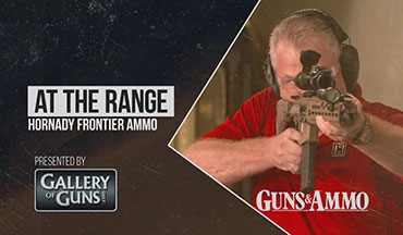 Guns & Ammo's Tom Beckstrand sits down with Hornady Vice President Jason Hornady to discuss what .223 Remington Frontier line has to offer.