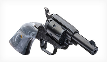 Heritage Manufacturing, producers of classic-style single-action revolvers, is pleased to announce the newest member of the family – the Barkeep.