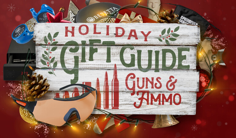 2020 Guns & Ammo Holiday Gift Guide