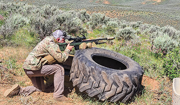 Learn why every rifleman can benefit from competing with others.