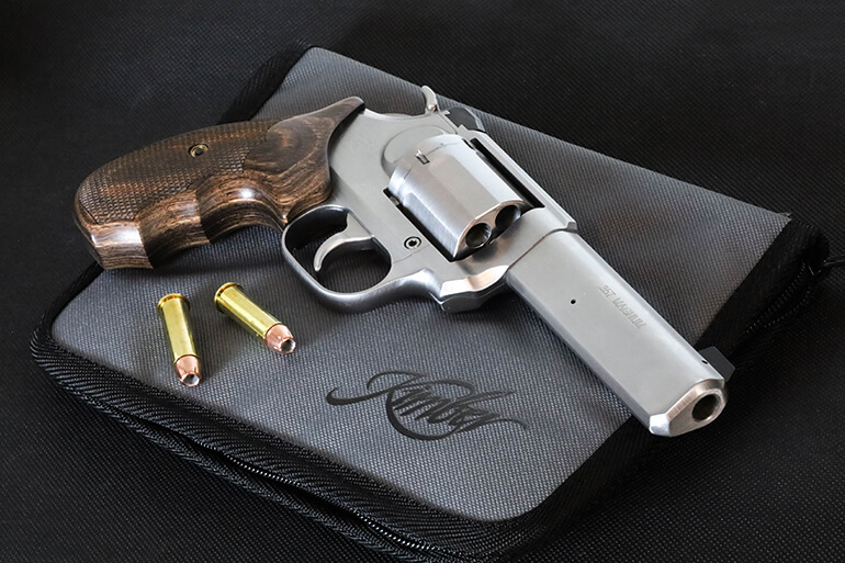 Kimber K6s DASA Combat Revolver: Stopping Power, Unrivaled Concealability