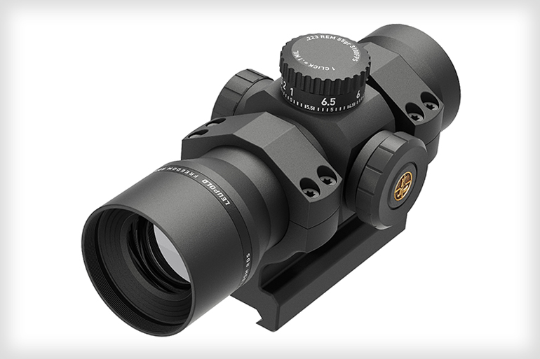 Leupold Freedom RDS Black Ring Model