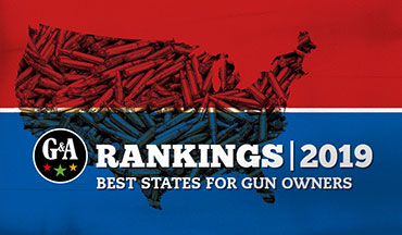 Things were looking uncertain for gun owners in many states in 2018 thanks to a successful push in otherwise pro-gun states to enact gun control legislation. Things seem to have stabilized, and we've created our annual ranking list of gun-friendly states; here are the best states for gun owners - worst (New York) to best (Arizona) - for 2019.