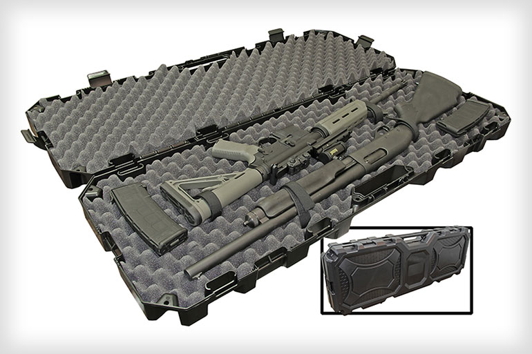 MTM Tactical Rifle Case – First Look