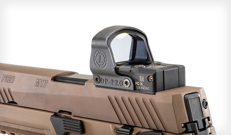 Mounting Pistol Optics