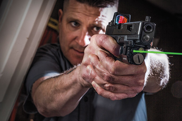 Red Dot vs. Laser Sights – Which is Best for Pistols?