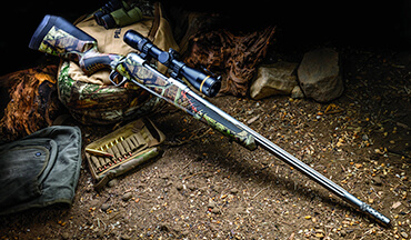 Lessons from an Alaskan grizzly: Trekking the last frontier with Savage Arms' New 110 Bear Hunter.