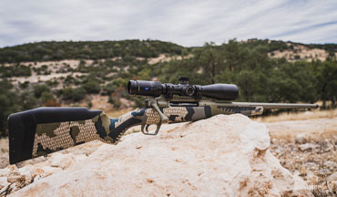 Savage introduces a must-shoot straight-pull rifle: the Impulse.