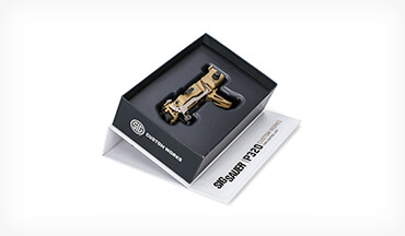 SIG Sauer launches the P320 Custom Works fire control unit (FCU) so you can design your own.