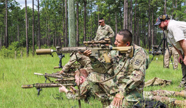 The United States Army has adopted the SIG Sauer Tango6T 1-6x24mm as its new dedicated optic for squad designated marksmen.