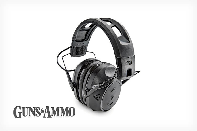 Peltor Sport Tactical 500 Hearing Protection: Tactical, Meet Practical