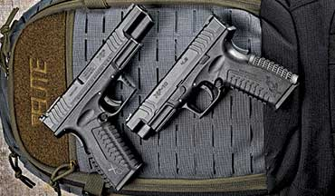 Featured in the December issue of Guns & Ammo, Springfield Armory has launched its full-size XD(M) in 10mm. It is being made available with either a 4.5-inch or 5.25-inch barrel.