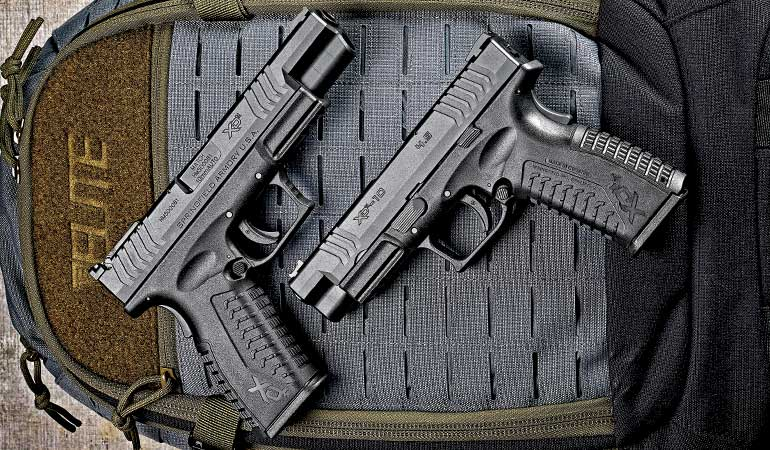 First Look: Springfield Armory XDM 10MM