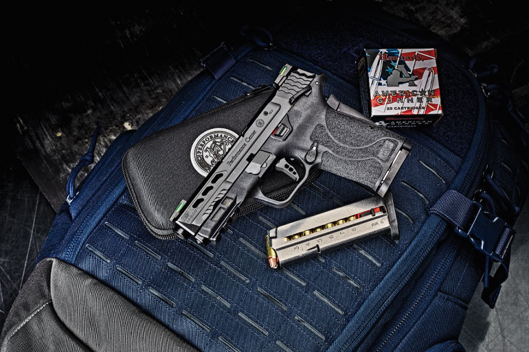 Smith & Wesson PC M&P9 Shield EZ Review
