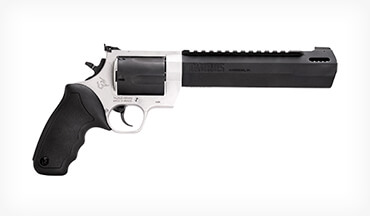 Taurus is excited to announce another expansion of its premiere hunting revolver line with the introduction of the new Raging Hunter .460 S&W.
