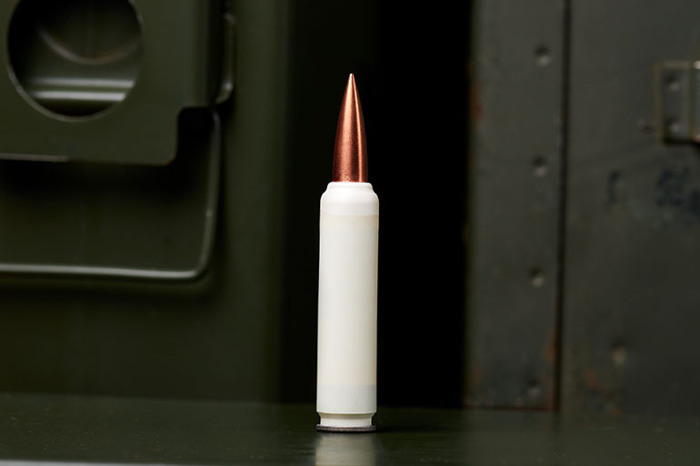 True Velocity Delivers 'Next Gen' 6.8mm Ammo to U.S. Army