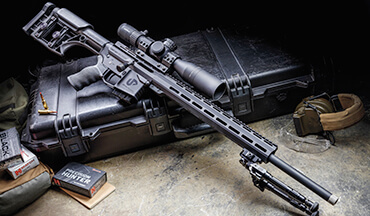 Uintah Precision's UP 15 in 6mm ARC Is the bolt-action rifle you didn't see coming.